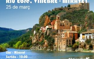 De Vinebre a Miravet amb TGNautica kayak